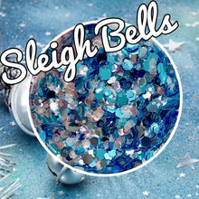 Load image into Gallery viewer, Sleigh Bells (non holo) SEASONAL Chunky Mix