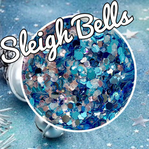 Sleigh Bells (non holo) SEASONAL Chunky Mix