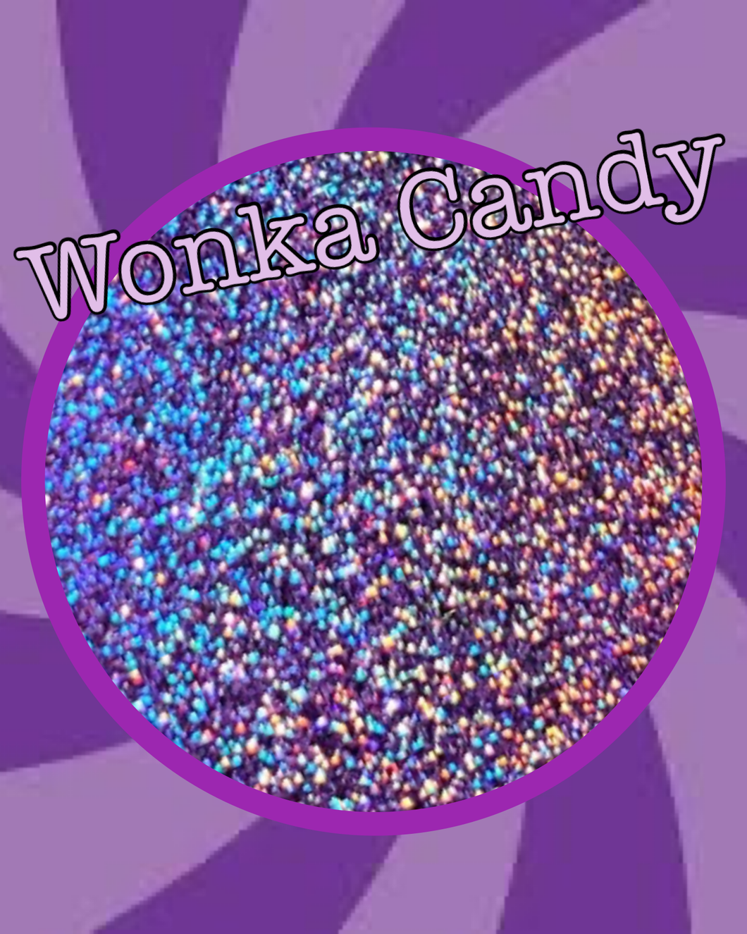 WONKAS CANDY Super Holographic