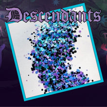Load image into Gallery viewer, DESCENDANTS dot mix GLITTER
