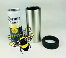 Load image into Gallery viewer, 12oz SKINNY BEESBLING BLANKS
