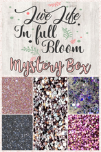 Load image into Gallery viewer, LIVE LIFE IN FULL BLOOM MYSTERY BOX! (MAY)