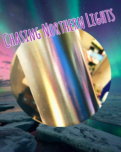 Chasing Northern Lights (Chrome Chameleon)