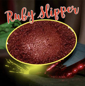 Ruby Slipper  3gram Jar Mica WITH SPOON!