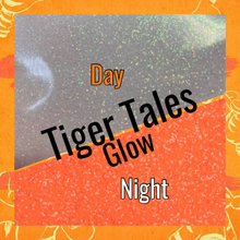 Load image into Gallery viewer, TIGGER TALES orange neutral glow