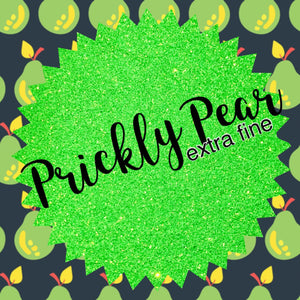 Prickly Pear Extra Fine Neon Poly Glitter