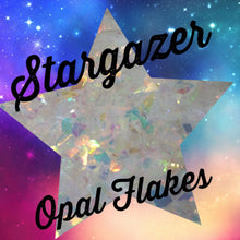 Load image into Gallery viewer, Stargazer Opal Flakes Poly Glitter