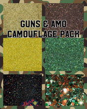 Load image into Gallery viewer, GUNS AND AMO CAMOUFLAGE