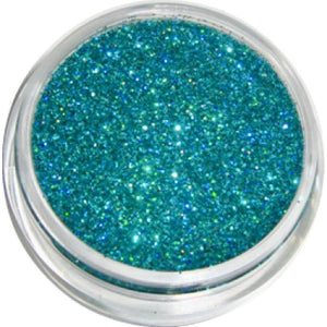 Pixie Dust super holographic teal
