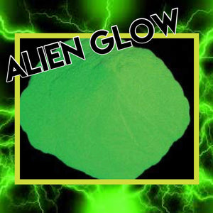 ALIEN Glow- neutral to neon green
