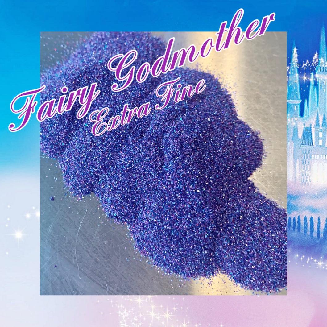 Fairy Godmother pearlescent Poly Glitter