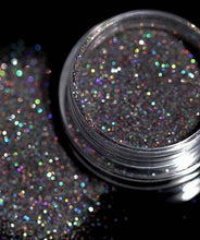 Load image into Gallery viewer, Dark Angel Steel Holo Extra Fine Poly Glitter