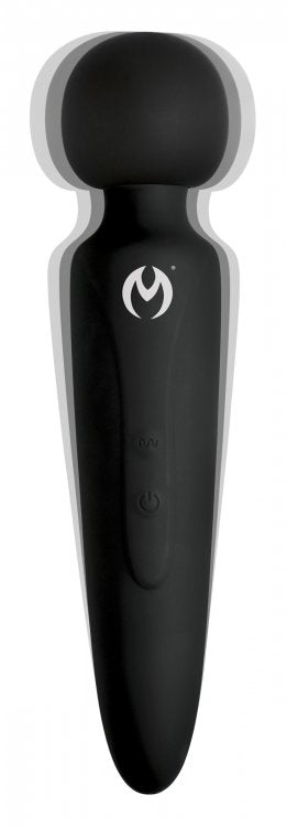Powerful Silicone Rechargeable Wand