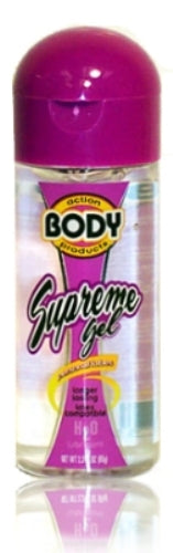 Body Action Supreme Gel 2.3 Oz - Adultys.com