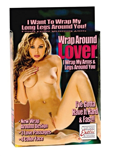 Wrap Around Lover Doll - Adultys.com