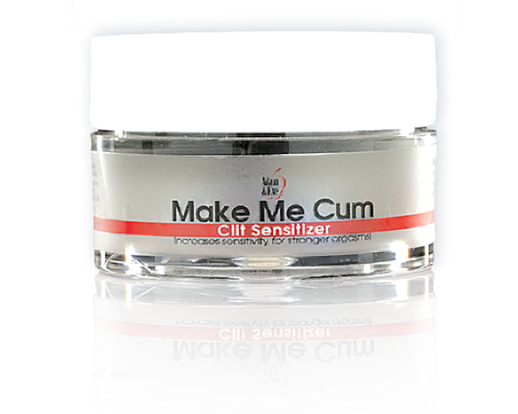 Adam and Eve Make Me Cum Clit Sensitizer 0.5 Oz - Adultys.com