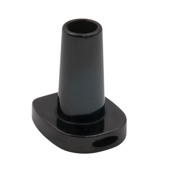 Small black mouthpiece for vape
