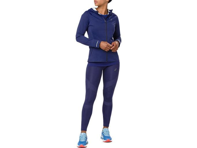 Asics Accelerate wind en regen jacket Dames