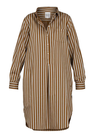 Fortuna woven Shirt Dress