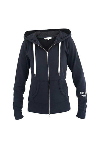 Blue Feline Hood Deep Navy