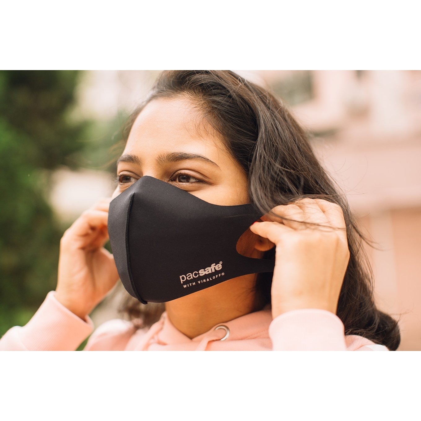 Pacsafe FaceMask Dames