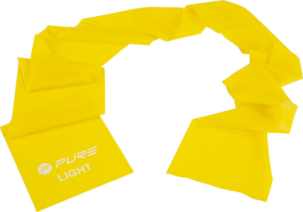 Pure2Improve Resistance Band Light - Dekker SportDekker Sport Den Haag Sportwinkel