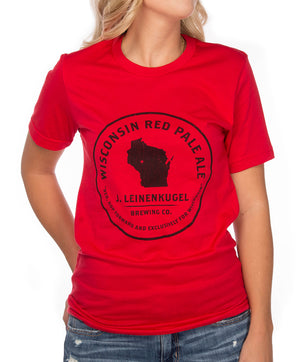 WI RED PALE ALE TEE