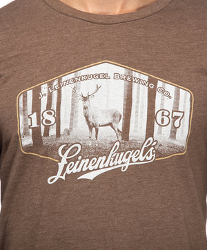 PIERCE DEER LS TEE
