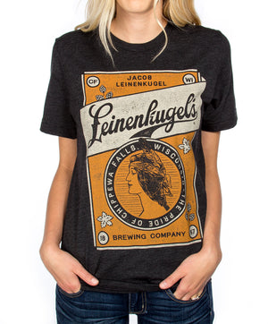 LEINENKUGEL'S BADGE TEE