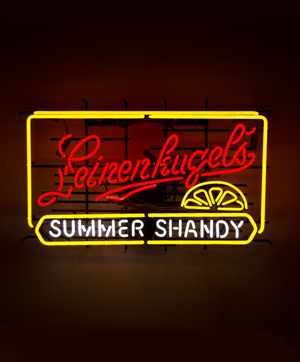 SUMMER SHANDY NEON