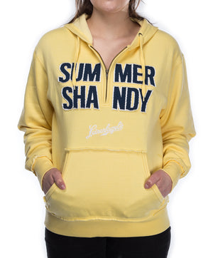 REY SUMMER SHANDY QT ZIP HOOD