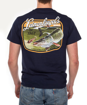 NORTH MUSKY FISHING TEE