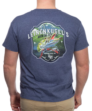 ROCK LAKE MUSKY TEE