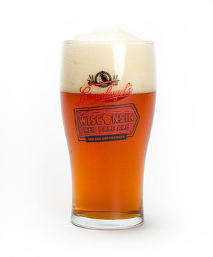 16 OZ WI PALE GLASS