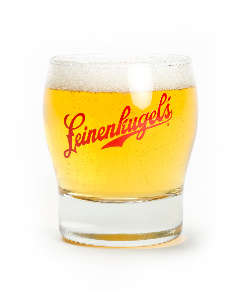7 OZ LEINENKUGEL SAMPLNG GLASS