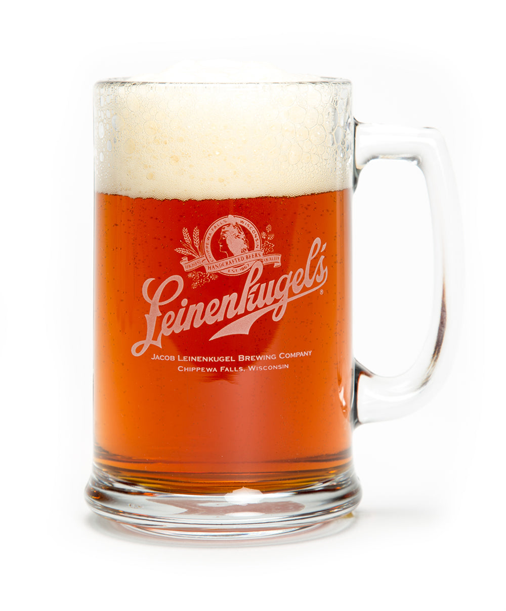 JLBC ETCHED BEER MUG