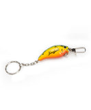 FISHING LURE KEYCHAIN