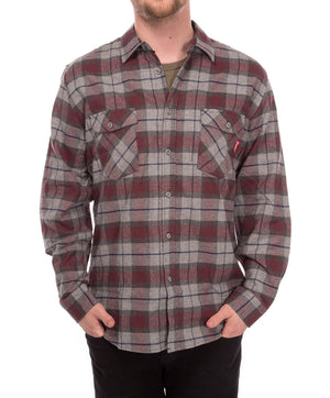 MURRAY FLANNEL SHIRT
