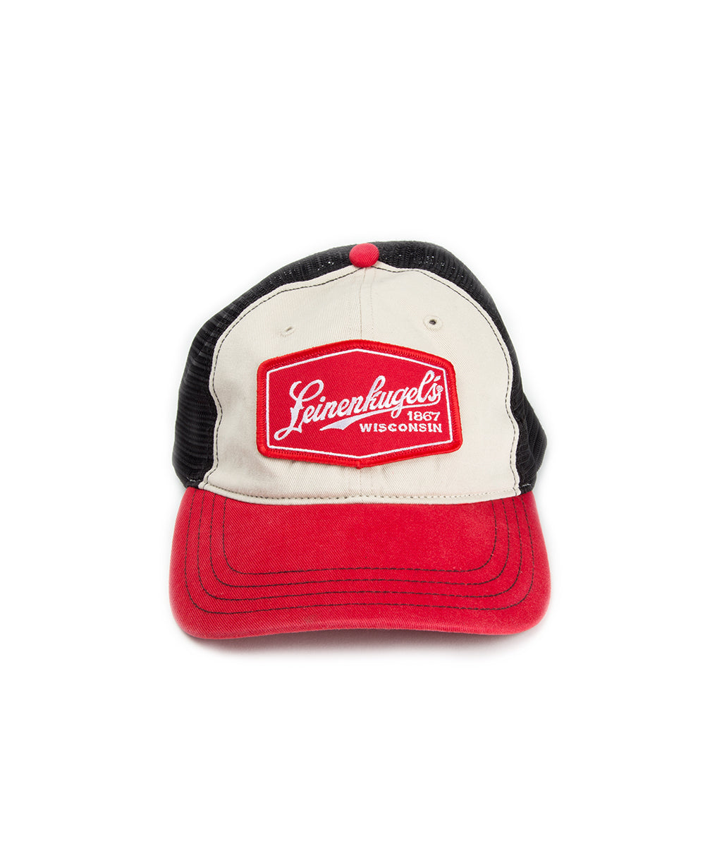 RED CEDAR 1867 PATCH HAT