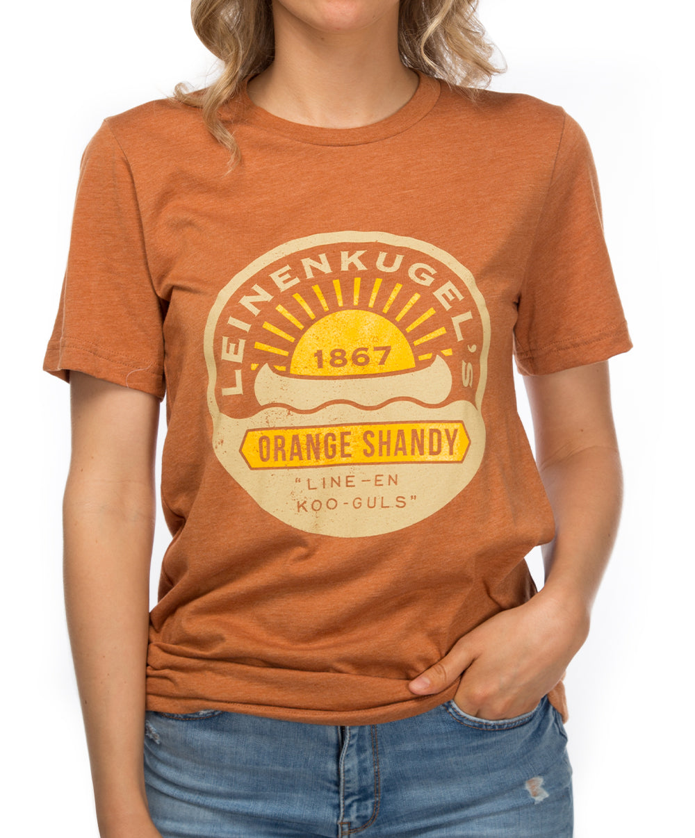NORI ORANGE SHANDY TEE