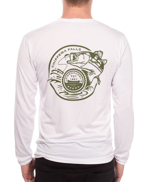 NELS FISHING LONG SLEEVE TEE