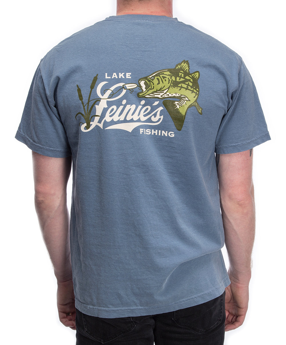 RICE LAKE BASS TEE