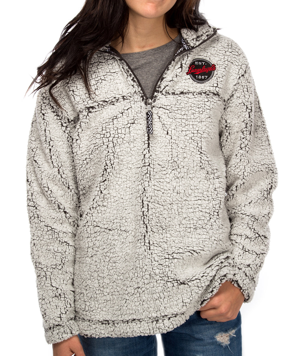 MANNING SHERPA PULLOVER