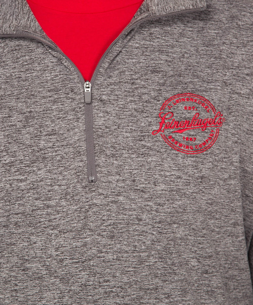 MARION QTR ZIP PULLOVER