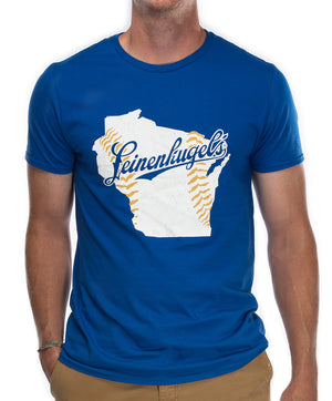 ROYAL BASEBALL STATE TEE
