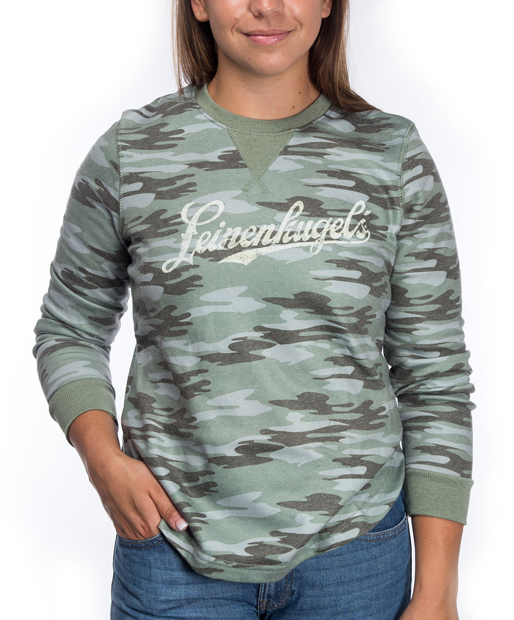 LADIES REMINGTON COMFY CREW