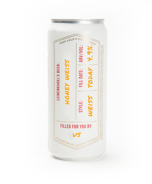 HONEY WEISS CROWLER CAN