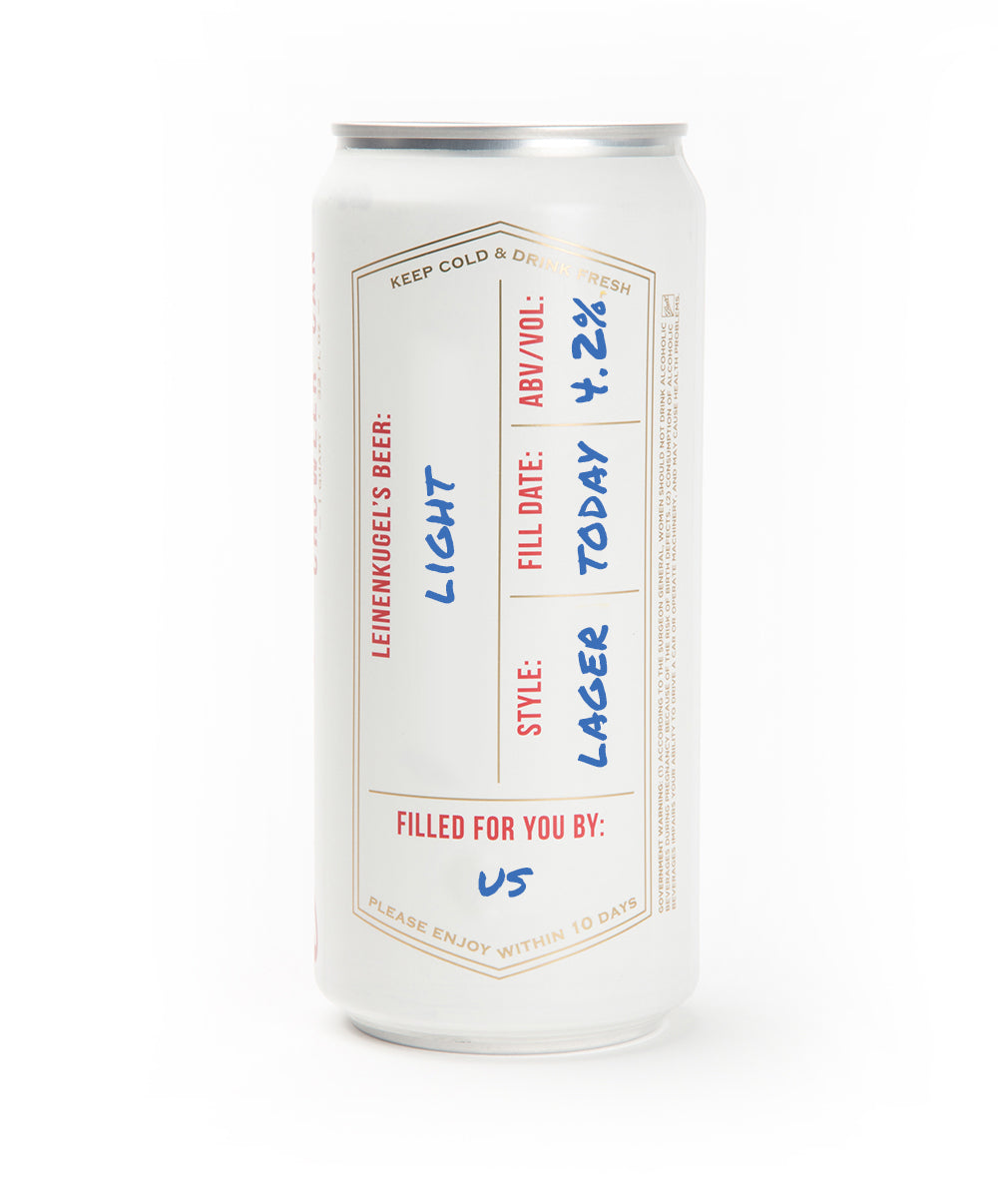 LIGHT CROWLER CAN