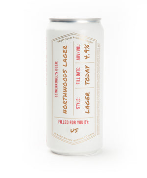 NORTHWOODS CROWLER CAN