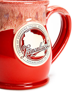 WISCONSIN TALL BELLY MUG